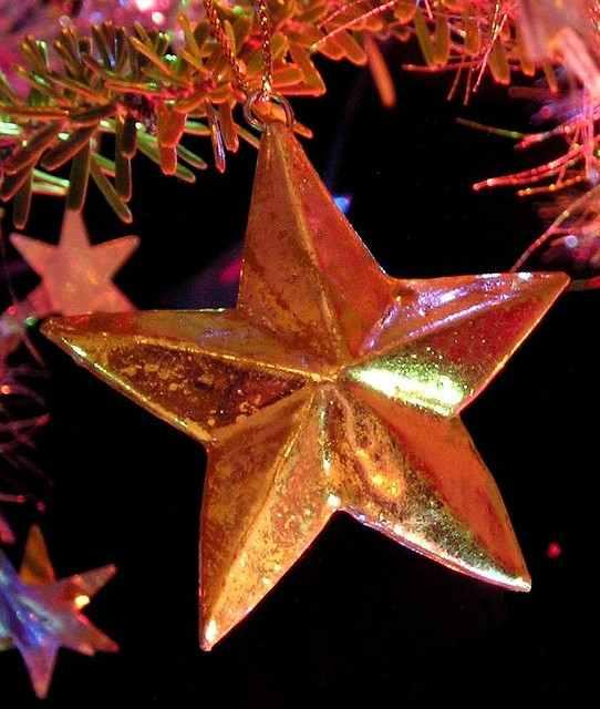 Christmas ornament photo: Vicky Brock