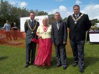 Mayors of Prescot and Whiston