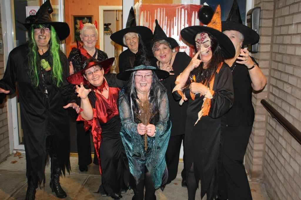 Halloween Prescot