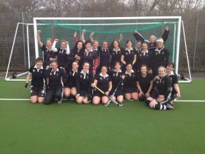 Prescot Hockey Club Ladies First & Second Champs