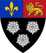 Prescot Coat of Arms