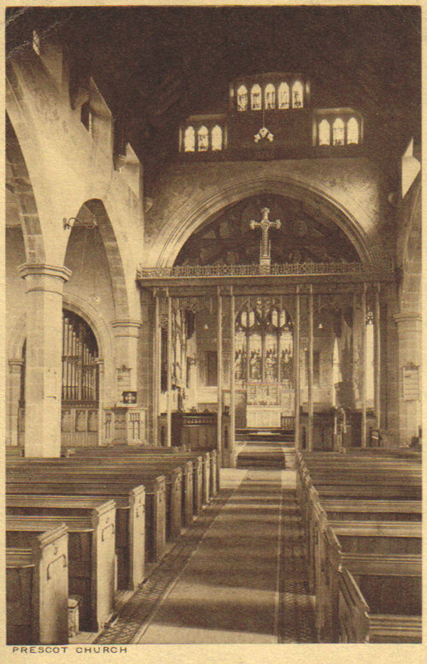 Prescot_Parish_Church_interior