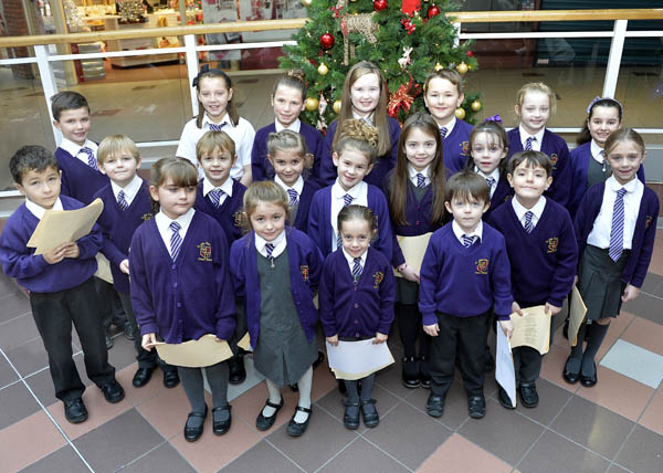 st_john_fisher_school_knowsley_prescot_choir