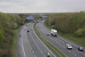 M57_motorway