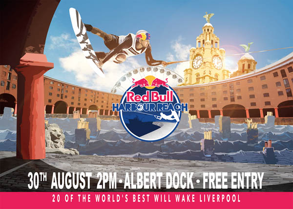 Red Bull Harbour Reach Liverpool