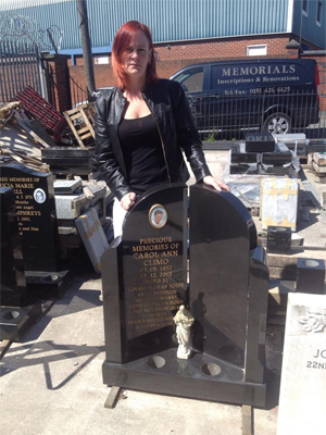 christine_climo_headstone