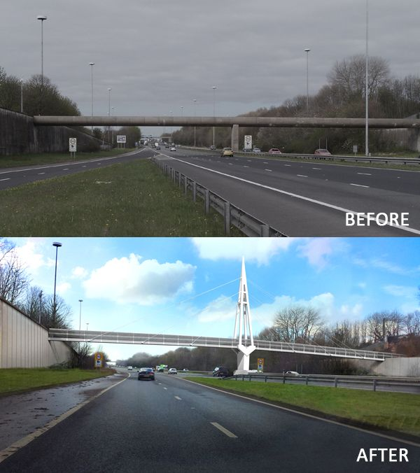 greystone_sausage_bridge_m62_huyton_before_after