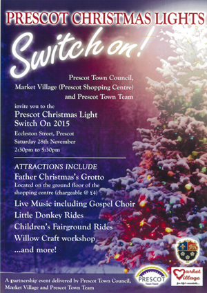 Prescot_Christmas_Lights_Switch_On_2015