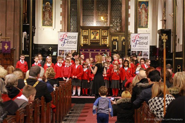 Evelyn_Community_Primary_School_Choir_Prescot