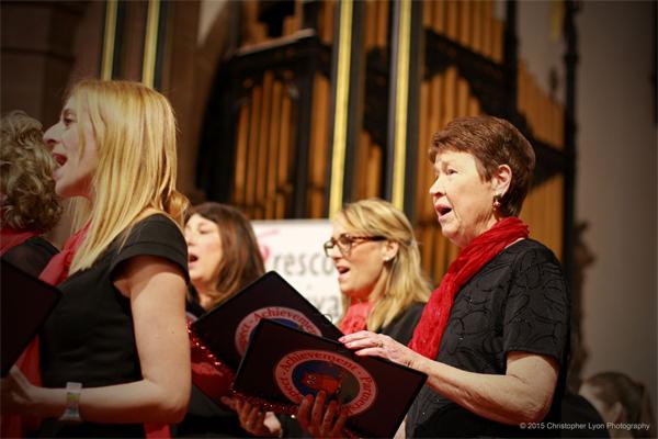 Evelyn_Community_Primary_School_Staff_Choir