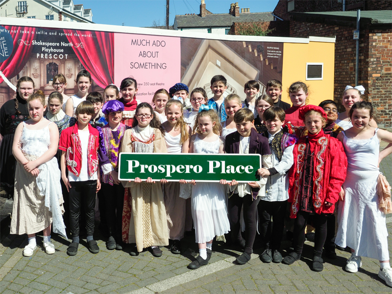 What Is Prospero S Home Called In The Tempest
