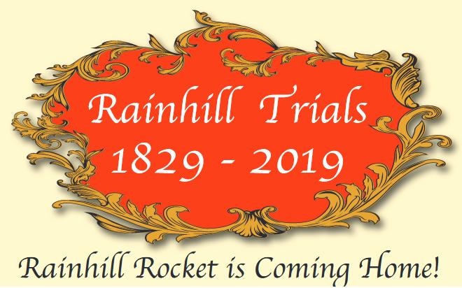 Rainhill Rocket 190